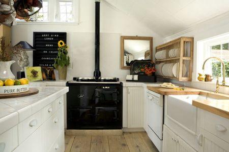 old fashion range for kitchen