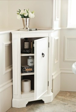 Swanky Small Bathroom Cabinet Ideas Painted Cabinet Furniture That Will Fill Up Those Bare Odds Ends Mini Glass Bathroom Shelf Tiny Bathroom Shelf