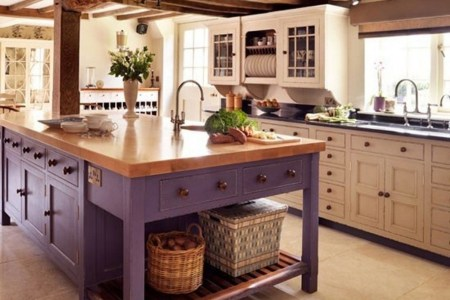 kitchen island drawers