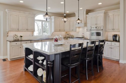 Medium Of Modern Kitchen Islands Designs