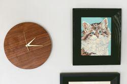 Small Of Unique Wooden Clocks