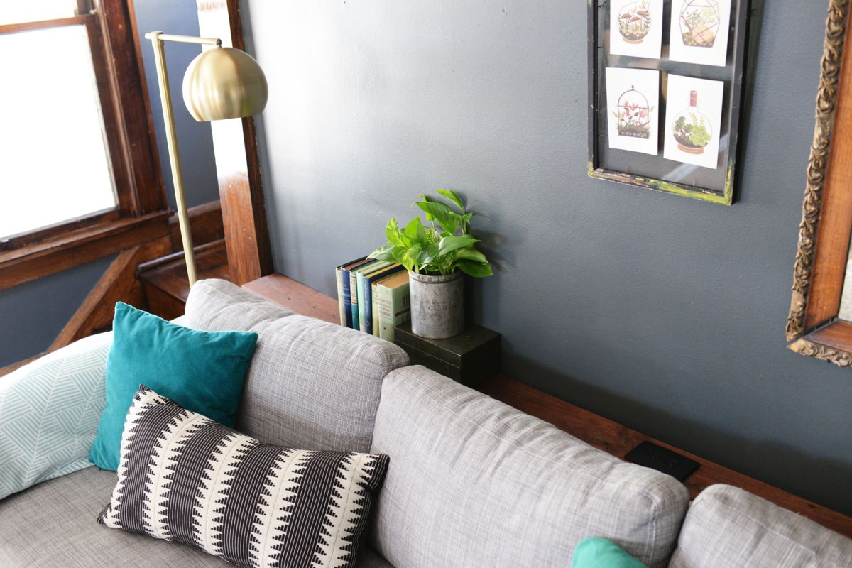 Imposing Outlet Table Behind Couch Images Table Behind Couch View Gallery Diy Narrow Sofa Table Outlet houzz 01 Table Behind Couch