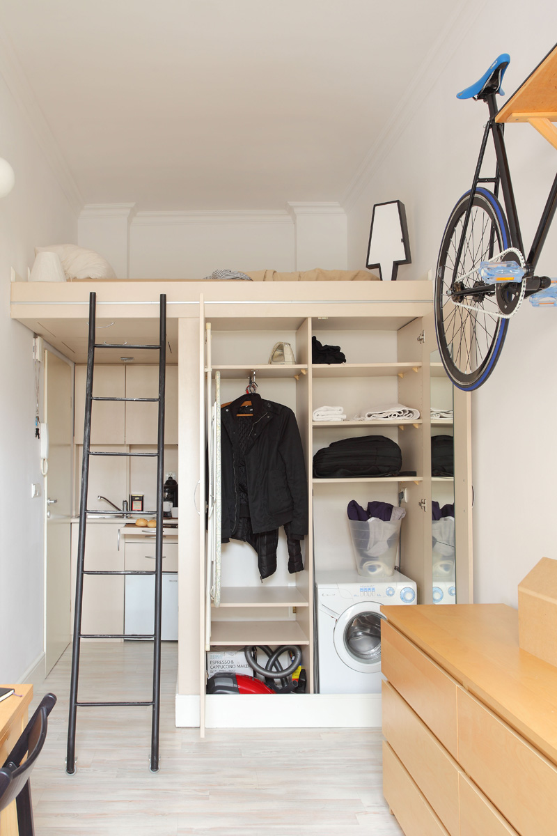 Fullsize Of Tiny Loft Apartment