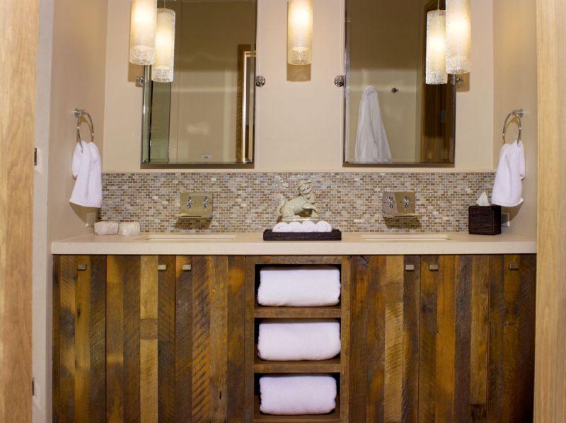 Large Of Rustic Bathroom Vanities