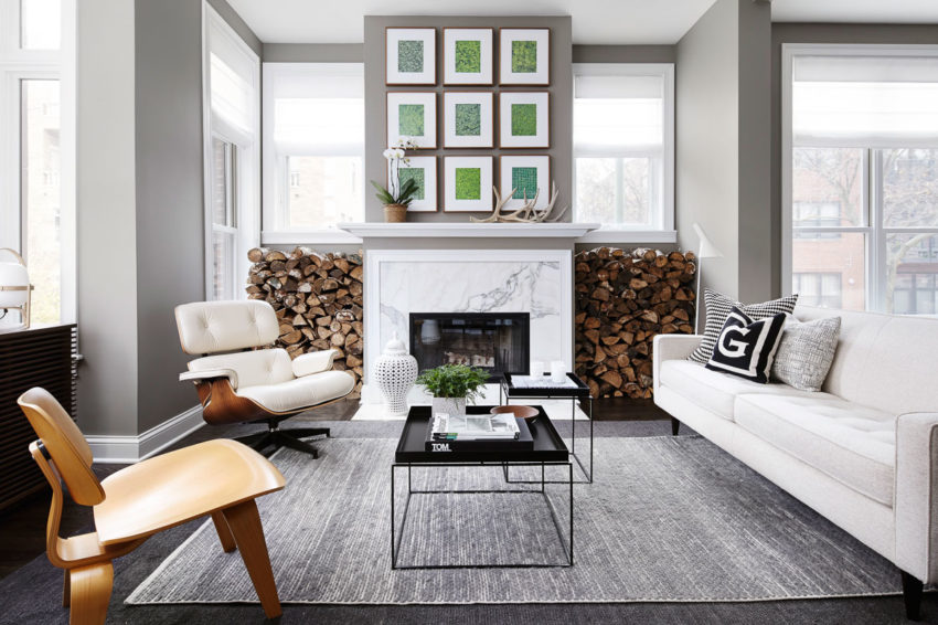 chic and modern townhouse by gabriel fontes de faria 1
