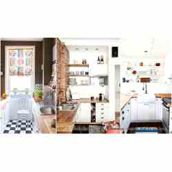 Small Crop Of Small House Kitchen Designs