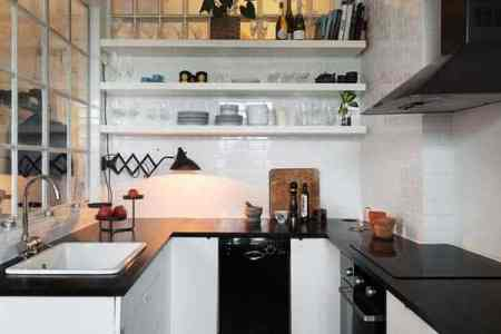 19 beautiful showcases of u shaped kitchen designs for small homes homesthetics decor 14