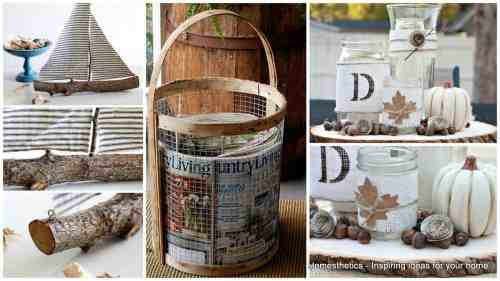Medium Of Rustic Decorations For Homes
