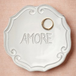 Unusual Amore Ring Dish Engagement Gift Ideas Engagement Gift Ideas Sister Engagement Gift Ideas Friend