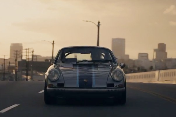 Full on Porsche Porn With the Full Release of Urban Outlaw