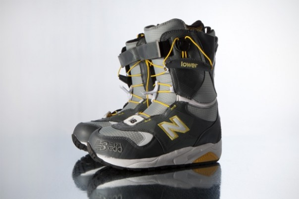 686 x New Balance 2012 Fall/Winter Snowboard Boot Collection