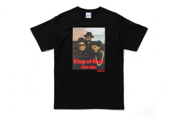 "XLarge x Lawrence Watson ""Run–D.M.C, Public Enemy and LL Cool J"" Collection"