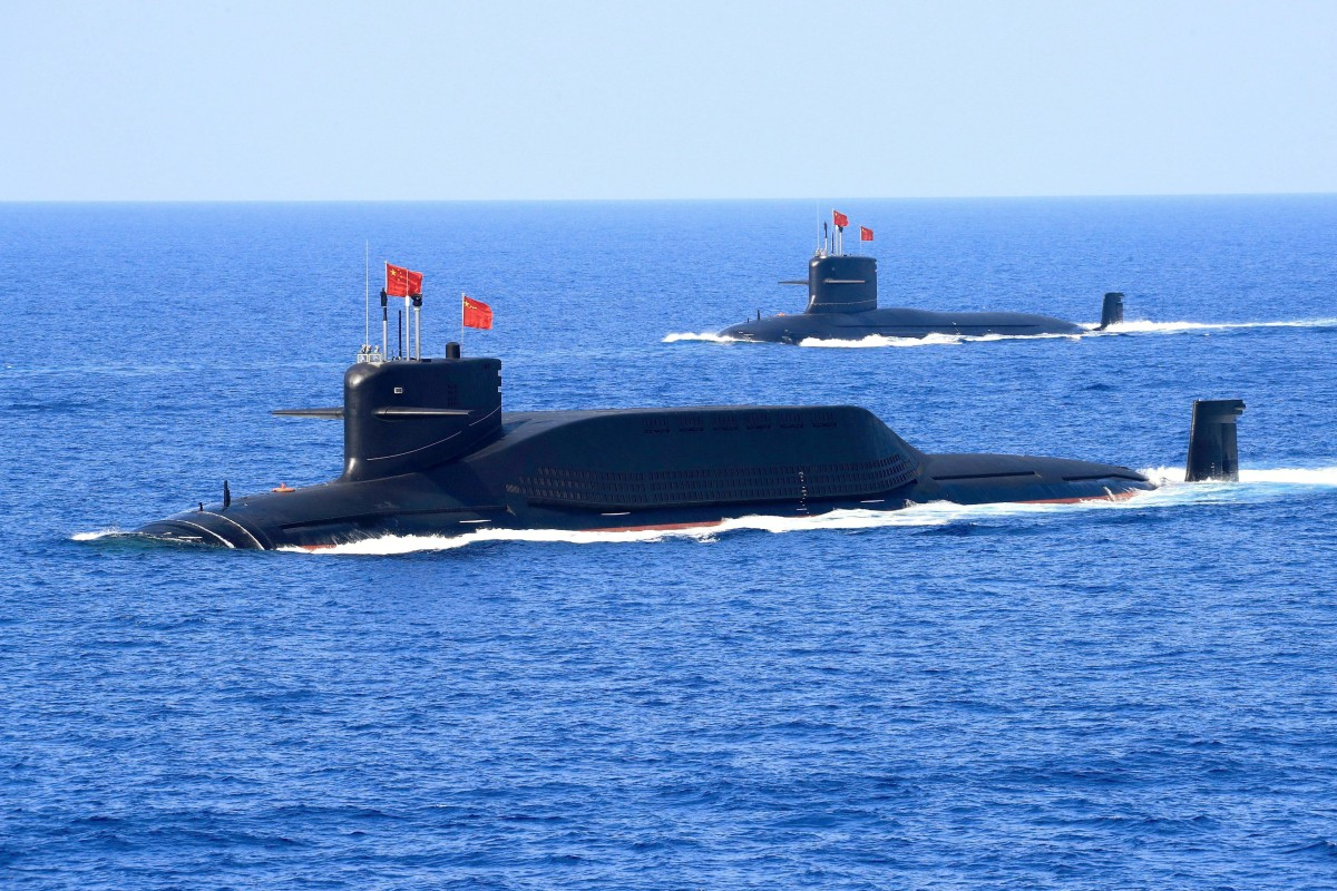 The People's Liberation Army Navy has significantly invested in upgrading its submarine fleet. Photo: Reuters
