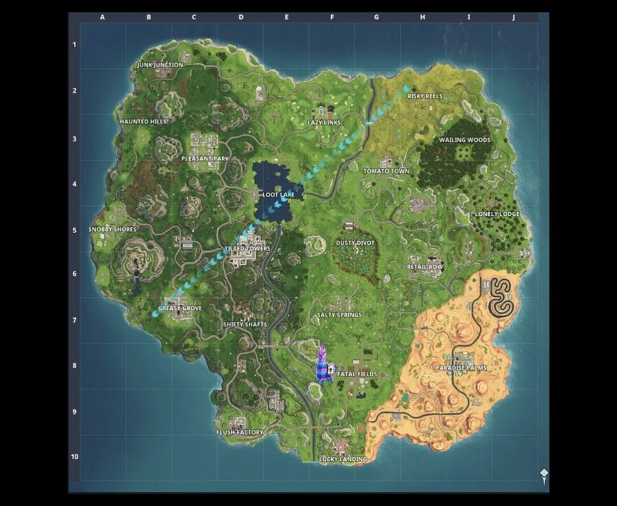 Fortnite Llamas  How to find Llamas  Where do they spawn best     Fortnite Llamas  How to find Llamas  Where do they spawn  For Season 5  Challenge
