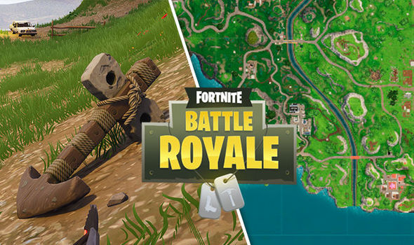 Fortnite season 5 map update   Epic drops HUGE map hint  as     Fortnite Anchor map update