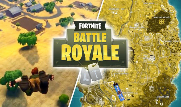 Fortnite season 5  New map LEAKS  Wild West theme for Battle Pass     Fortnite season 5