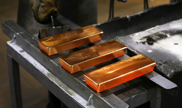 Gold is red hot at the moment but ETFs could violate threshold rules