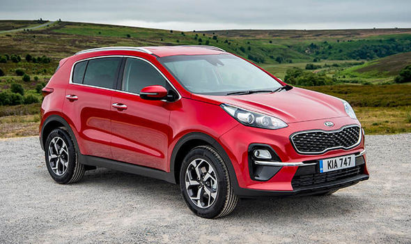 New Kia Sportage 2018 UK price and specs revealed   Express co uk