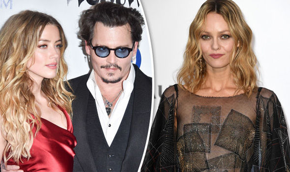 Johnny Depp s ex Vanessa Paradis  WILL back him in Amber Heard case     Amber Heard  Johnny Depp and Vanessa Paradis