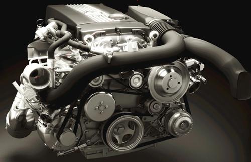 Foto del motor Dies-Otto