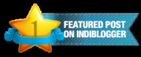 IndiBlogger Badge