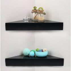 Upscale Floating Shelves Floating Shelves Insteading Triangular Floating Shelf