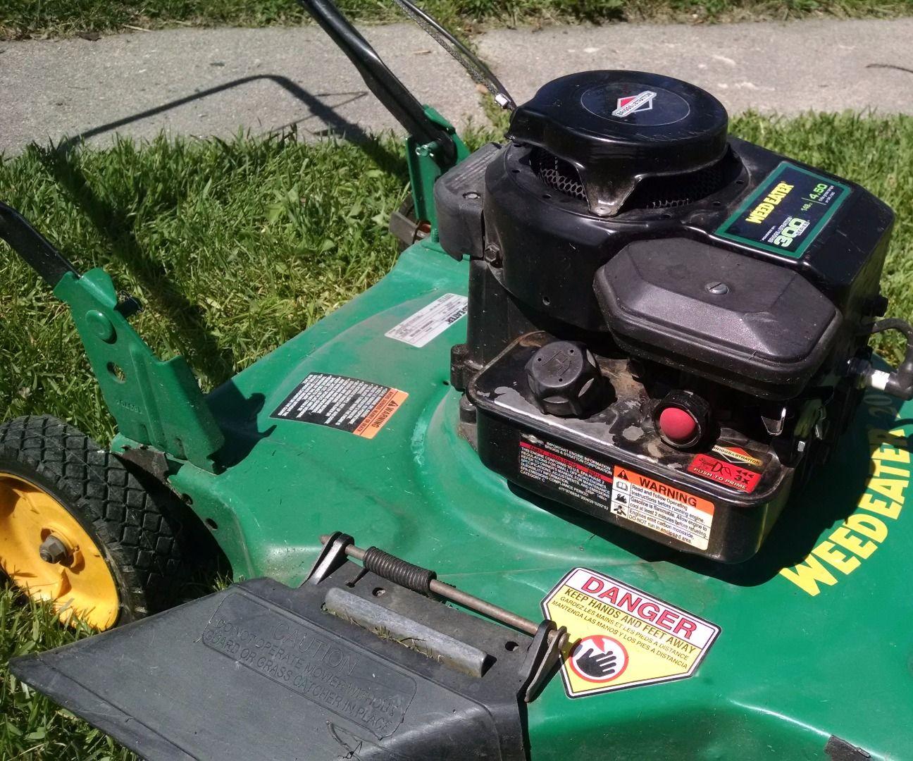 Stupendous Fixing A Briggs Stratton Surging Lawnmower Bolens Push Mower Oil Drain Plug Bolens Push Mower Oil houzz-03 Bolens Push Mower
