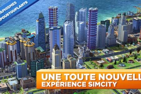 simcity buildit jeu iphone