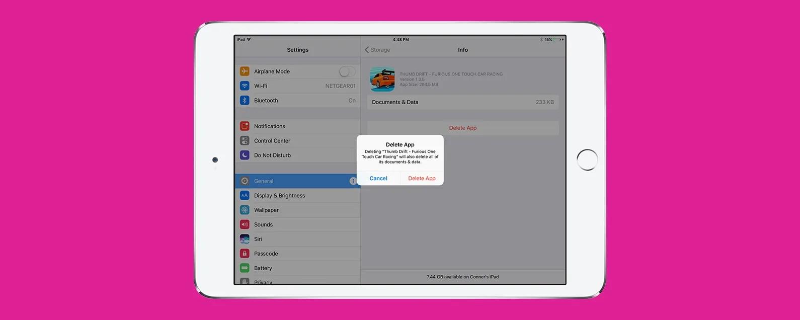 Fullsize Of How To Delete Photos From Ipad