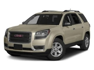 Used 2015 GMC SUV Values   NADAguides  2015 GMC Acadia