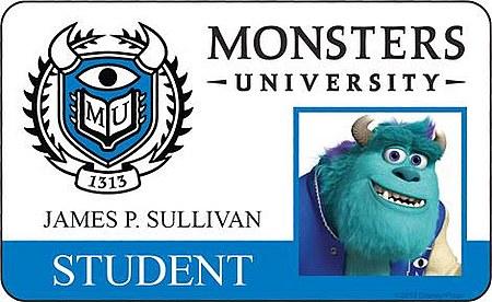 monster-student