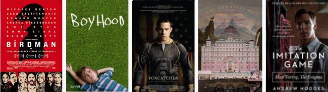 2015奧斯卡入圍名單-最佳導演