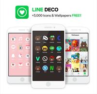 LINE DECO-iCon
