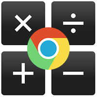 google chrome calculator
