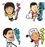 LINE-sticker0912logo