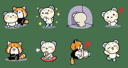 LINE sticker3494
