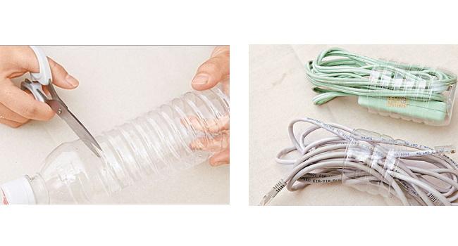 【收線教學】必學電線整理方法、耳機線不再打結9