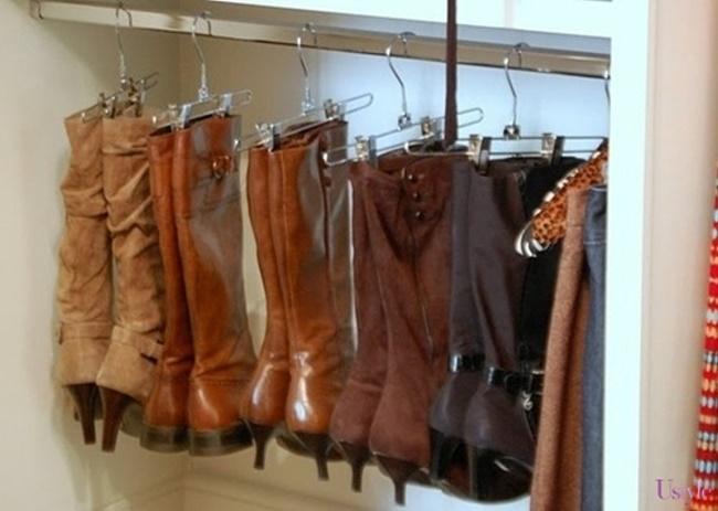 【鞋子收納】蜈蚣男女這樣整理鞋 櫃、鞋架、鞋盒2-1