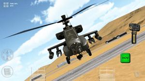 Apache 3D Sim
