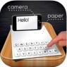 iOS限時免費軟體APP-Paper Keyboard 3