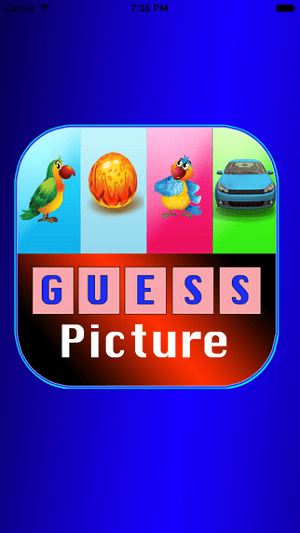 Guess Picture Words Scramble2