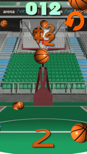 Hot Shot College BBALL 2