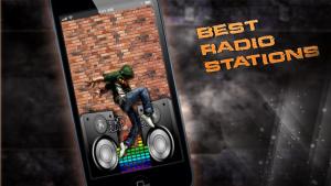 iOS限免APP軟體_24H Hip Hop Radio 1