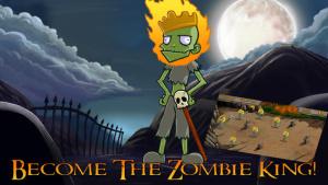 iOS限免APP軟體_Fun Zombie king 1