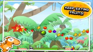 iOS限免、限時免費軟體app遊戲-Dino Rush 2