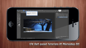 iOS限免、限時免費軟體app遊戲-Interactive Tutorials For Photoshop CC 2