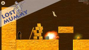 ios限免、限時免費軟體APP遊戲-Lost Mummy 2