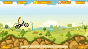 ios限免、限時免費軟體_Moto Race 2