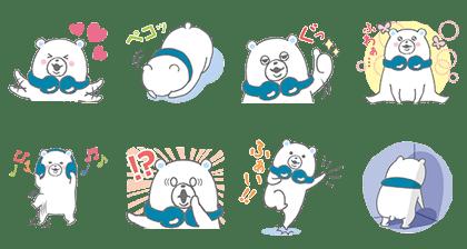 line sticker5484