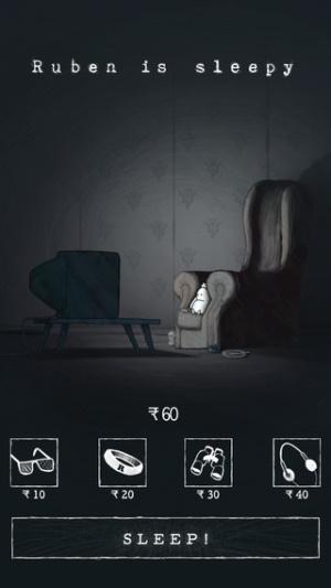 iOS限免、限時免費軟體APP遊戲-Ruben is sleepy 1